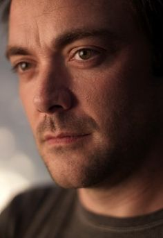 Mark Sheppard (Crowley) - love his accent and the sound of his voice.