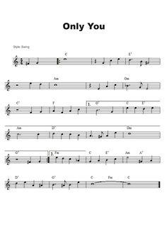 Saxophone Sheet Music, Easy Piano Sheet Music, Easy Guitar Songs, Piano Songs, Music Tabs, Music Notes, Jazz Songs, Jazz Music, Accordion Music