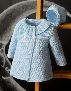 Free Knitting Pattern , Beautiful Coat – Free Knitting Pattern , Free Knitting Patterns Source by AmazingKnit Baby Patterns, Knitting Patterns Free, Free Knitting, Free Pattern, Pattern Ideas, Crochet Patterns, Crochet Baby Poncho, Crochet Dress Girl, Crochet Coat