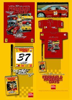 Merchandise Ferrari days
