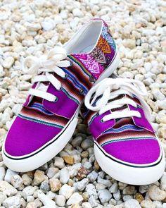 Peruvian Inca Sneaker - MIPACHA Shoes