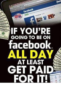 Work From Home Jobs, Make Money From Home, Way To Make Money, Make Money Online, Money Fast, Cash Money, Quick Money, Big Money, Free Money
