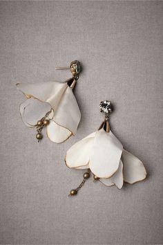 Tataborello - Danseuse Earrings ($125)