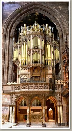 Chester-Cathedral - Gray & Davison 1844