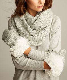05edd3b671bb1 78 Best WINTER SCARVES & GLOVES images in 2016   Winter scarves ...