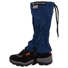Outdoor Designs Tundra Gaiter Navy Medium >>> Click image to review more details. This is an Amazon Affiliate links.