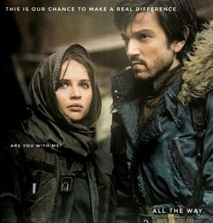 I love them! <rogue One is so amazing!