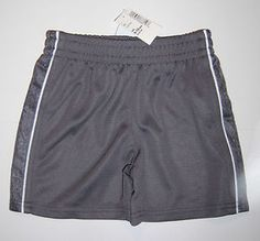 NWT The Children's Place Baby Boy's Gray Mesh Shorts - Size 9-12 months - Sold April 18, 2013