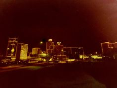 My husband, Terry D. Morris took this picture of downtown Fort Worth sometime during the late 60s to early 70s.