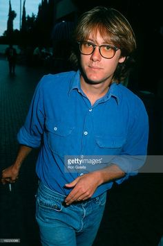 James Spader attends the premiere of 'Big' on May 31, 1988 at the Cineplex Odeon Cinema in Century City, California.