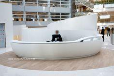 FRONT desk design - Buscar con Google