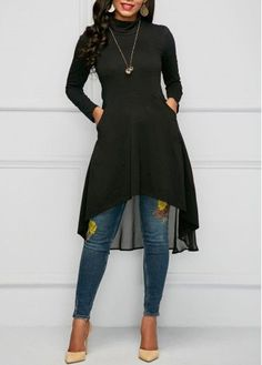 Stylish Tops For Girls, Trendy Tops, Trendy Fashion Tops, Trendy Tops For Women Fashion Wear, Modest Fashion, Trendy Fashion, Fashion Dresses, Plus Size Fashion, Womens Fashion, Mode Outfits, Chic Outfits, African Fashion