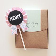 Marcel et Marcelle / MERCI (avec un prénom)
