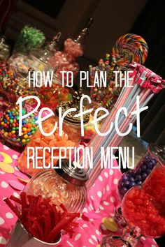 I'm totally stealing some of these ideas to plan my reception menu!! Wedding Costs, Wedding Tips, Wedding Blog, Wedding Stuff, Wedding Finger Foods, Wedding Reception Food, Reception Ideas, Temple Square, Do It Yourself Wedding