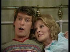 Late 70's British comedy - Some mothers do 'Ave 'Em -   The inimitable Frank Spencer and his ever supportive wife Betty !!!