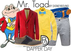 Mr Toad Outfit Dapper Day Style Guide Disneyexaminer