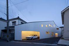 Gallery - Roadside House / naf Architect & Design - 1