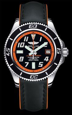 Breitling, uma das mais conhecidas marcas de relógios de luxo do mundo apresenta o seu Modelo Superocean 42. Com uma variante de cores no mostrador, este modelo destaca-se pela sua classe e elegância, uma grande novidade e o presente ideal para o Dia do Pai..>>
