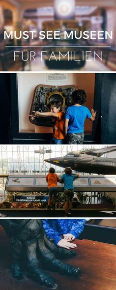 Die coolsten Museen für Familien! Wir haben eine hilfreiche Liste der schönsten Kindermuseen im Ausland zusammengestellt. Mit vielen Tipps! via /koelnformat/