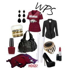 Outfit -- Arkansas Razorback