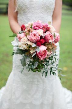 Marta Locklear Horse Farm Wedding