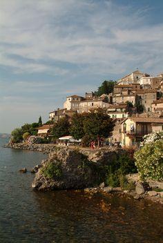 Anguillara Sabazia province of Rome, Lazio region Italy