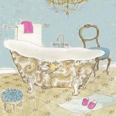 French Bath (Jocelyn Haybbitel)