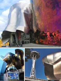 EMP (Experience Music Project). If you visit Seattle, you must go.