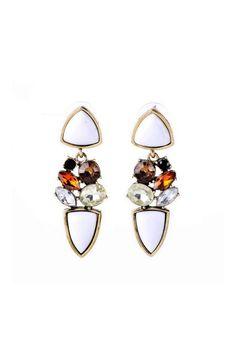 Shoptiques Product: Boho Chic Earrings - main