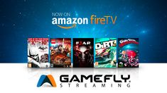 Amazon Partners W/ Gamefly For Their Own Game Streaming Service - http://wp.me/p67gP6-1il
