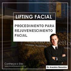 Trata-se do reposicionamento dos tecidos flácidos com pequenas incisões no couro cabeludo. Saiba mais sobre esse método em:  www.anacletobassetto.com.br/blog/119-cirurgia-videoendoscopica-lifting-facial