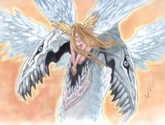 Claymore Miata Awakened Form by Nick-Ian.deviantart.com on @deviantART
