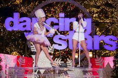 Lindsey Stirling and Becky G #Dwts #Finale