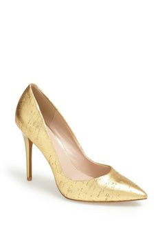 Instant love = Gold pump