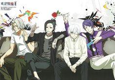Tokyo Ghoul tendrá una segunda OVA el 25 de Dicie