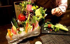 organic vegetable Bagna càuda