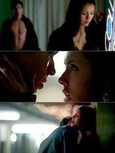 ''I am sure I'm not alone when I say I've been waiting for [ The Vampire Diaries '] Elena to make the first move [on…