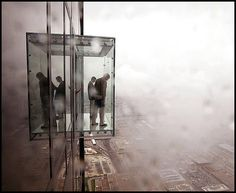 Chicago Skydeck: We did this last summer... my knees never shook so hard in my life!!