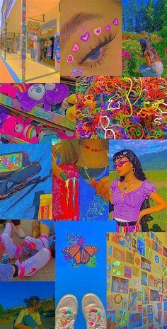 Indie Aesthetic Wallpaper | Hippie Wallpaper, Retro