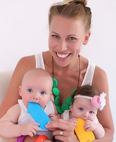 Jellystone Caru Necklace & Teethers