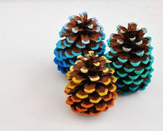 Время собирать шишки: 40 классных идей для творчества - Ярмарка Мастеров - ручная работа, handmade