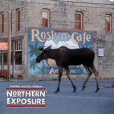 northern exposure (was shot primarily in bellevue and roslyn washington and some intriors in california)