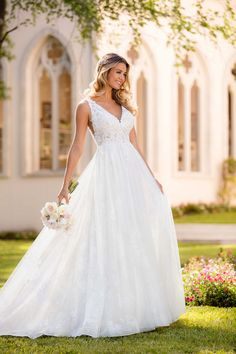 [ad] With so many styles, EssenseDesigns.com has a wedding dress for every bride-to-be! Click to shop.