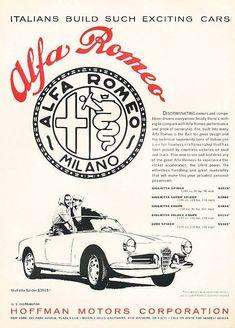 Alfa Romeo adv