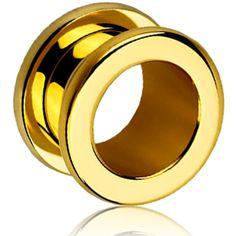 Flesh Tunnel, Shops, Stainless Steel Screws, Piercings, Rings For Men, Wedding Rings, Engagement Rings, Jewelry, Steel