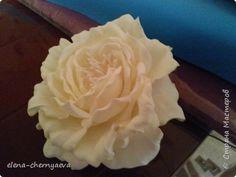 Украшение Моделирование конструирование Мои цветы из фоамирана Фоамиран фом фото 1