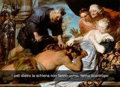 Sansone e Dalila - Van Dyck Sir Anthony (1618 ca.)