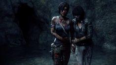 Lara and Sam - Night [v2] by VaBanes on DeviantArt