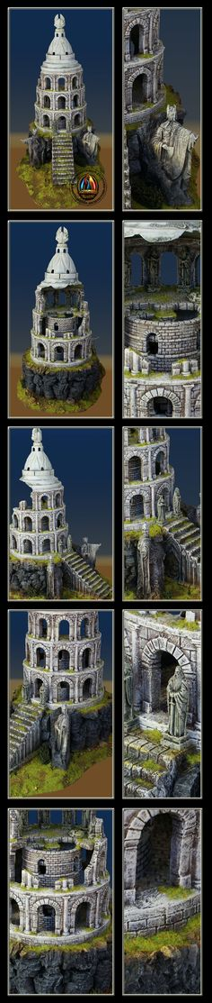 RUINS OF WIZARD'S TOWER
