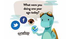 Timehop llega a Android, la máquina del tiempo de las redes sociales http://www.xatakandroid.com/p/108015